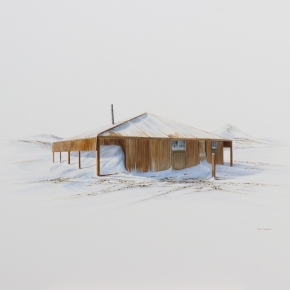Scott's Discovery hut study