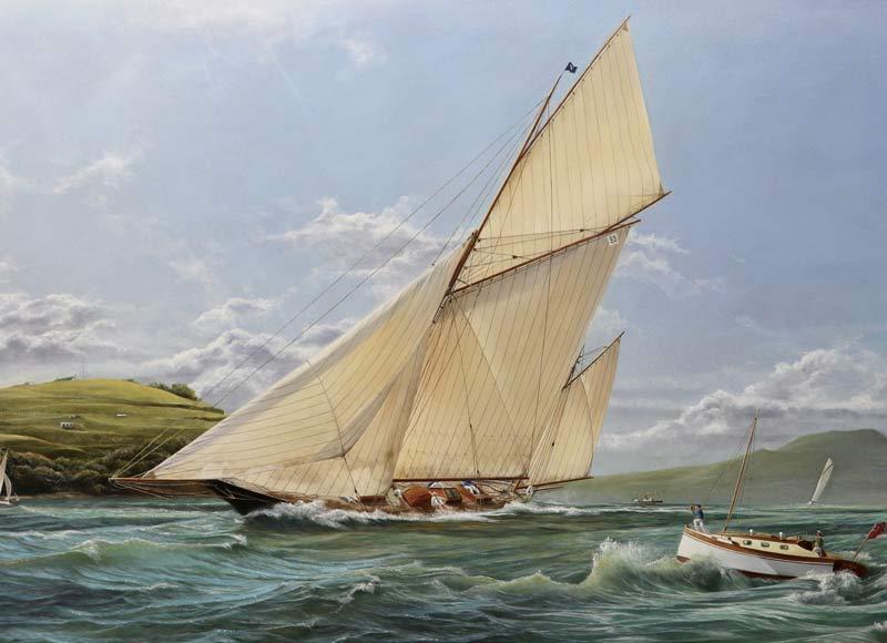 Classic Marine Art